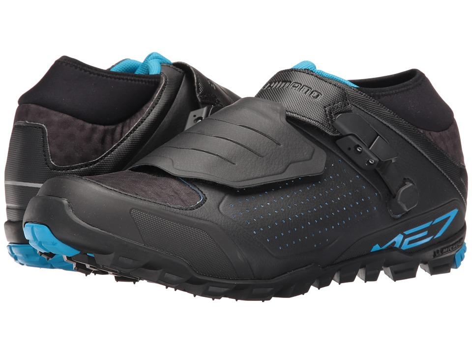 Shimano SH-ME7 (Black) Athletic Shoes