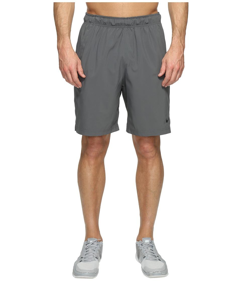 Nike Flex Woven Training Short (Dark Grey/Black) Men