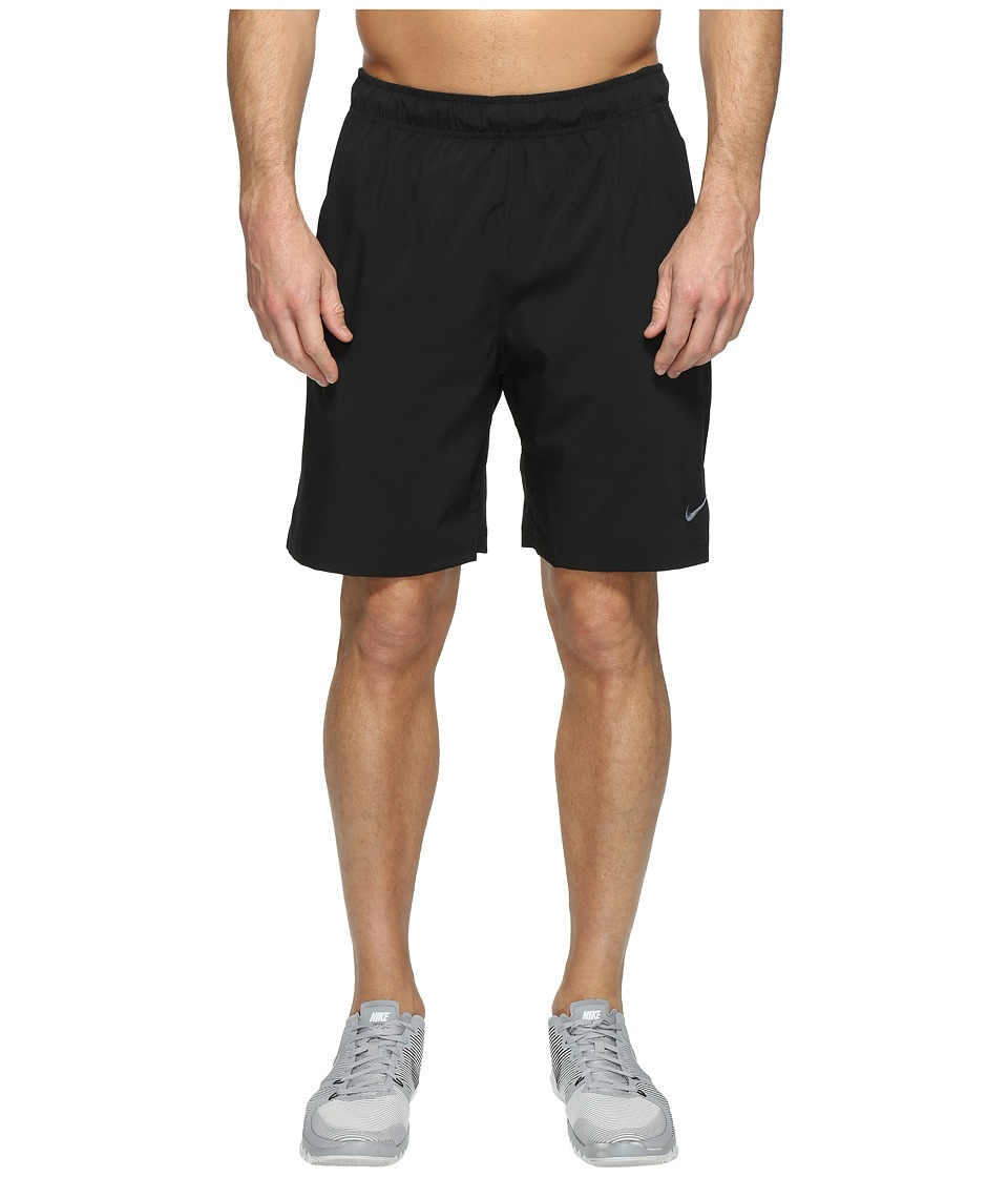 Nike Flex Woven Training Short (Black/Black/Dark Grey) Men