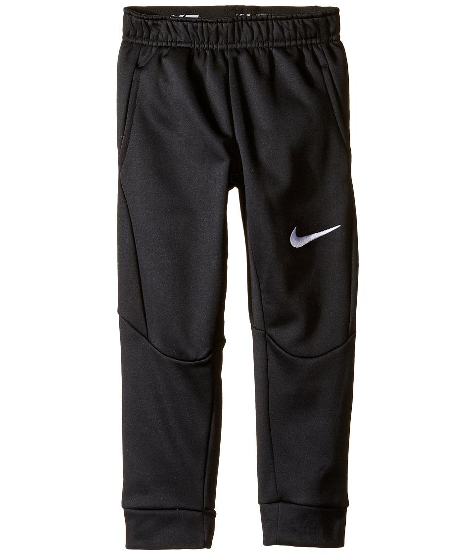Nike Kids - Therma Tapered Pants (Toddler) (Black) Boy's ...