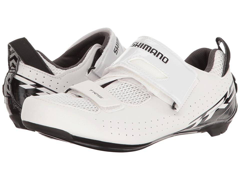 Shimano - SH-TR5 (White) Athletic Shoes