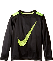 Nike Kids - Legacy GFX Long Sleeve Top (Toddler)