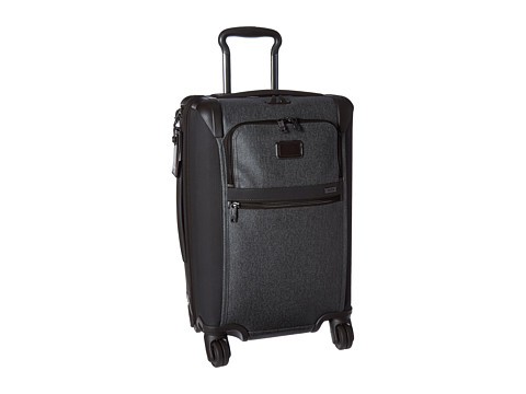 Tumi Alpha 2 - International Expandable 4 Wheeled Carry-On - Earl Grey