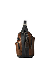 Tumi - Alpha Bravo - Leather Saratoga Sling