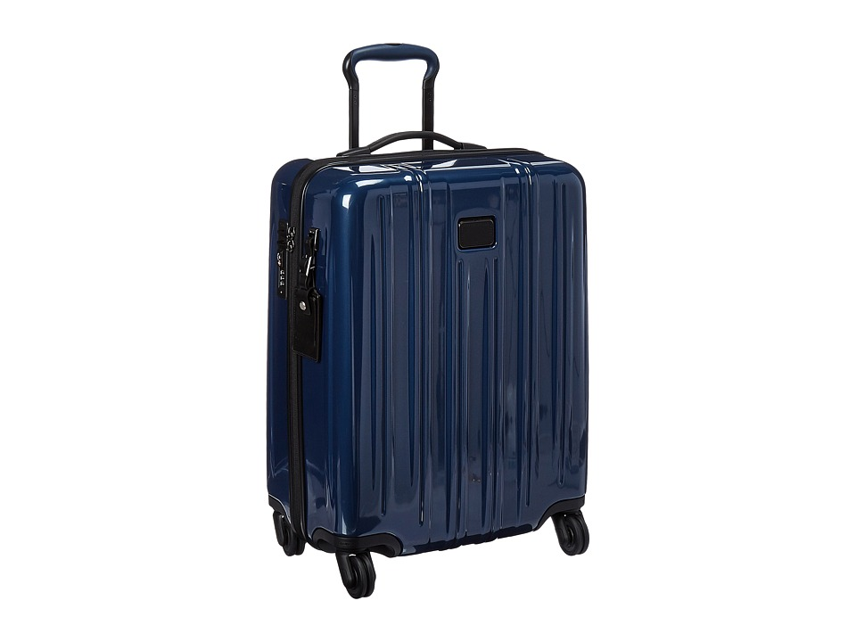 Tumi - V3 Continental Carry-On (Steel Blue) Carry on Luggage