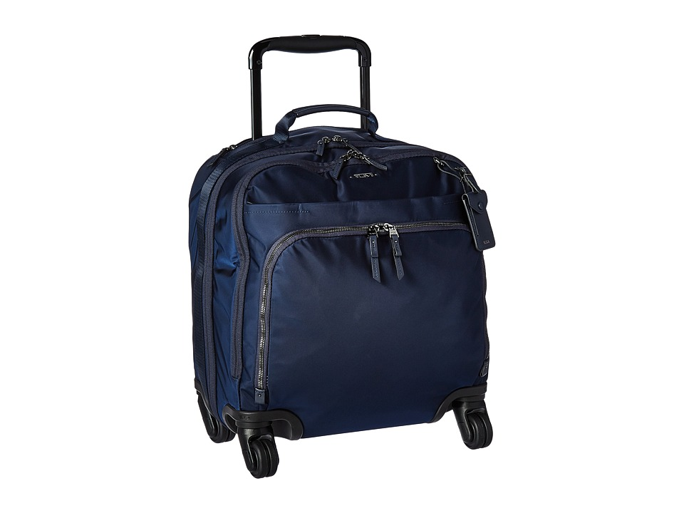 Tumi - Voyageur - Oslo 4 Wheel Compact Carry-On (Indigo) Carry on Luggage