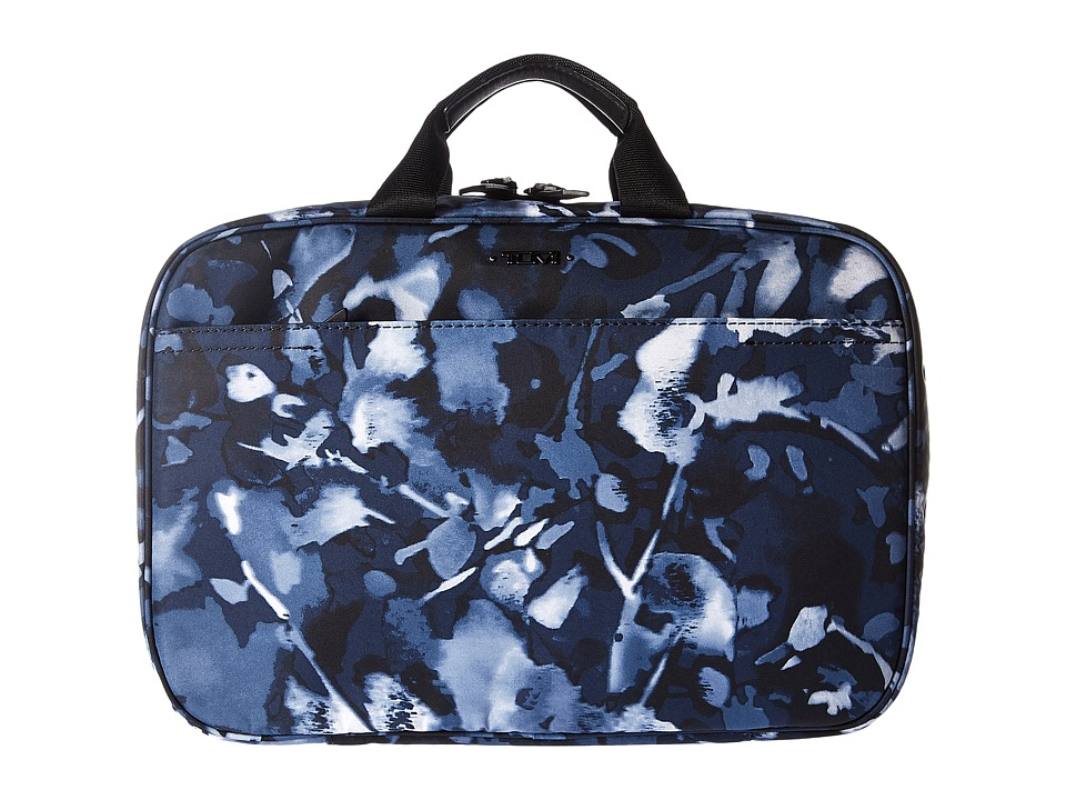 Tumi - Voyageur - Monaco Travel Kit (Indigo Floral) Travel Pouch