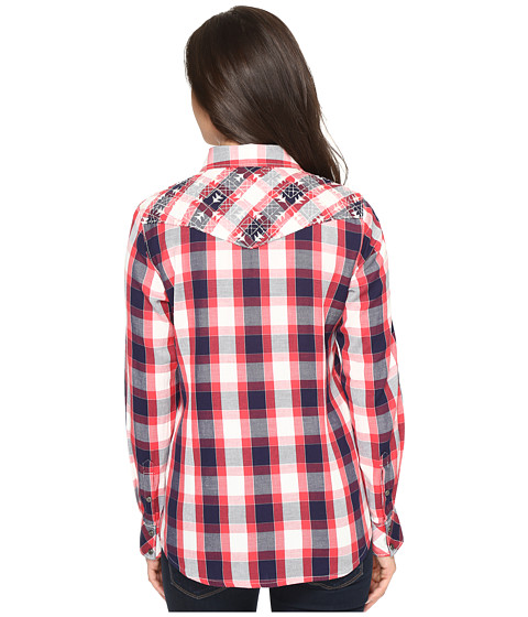 Ariat journey snap shirt at for Snap tab collar shirt