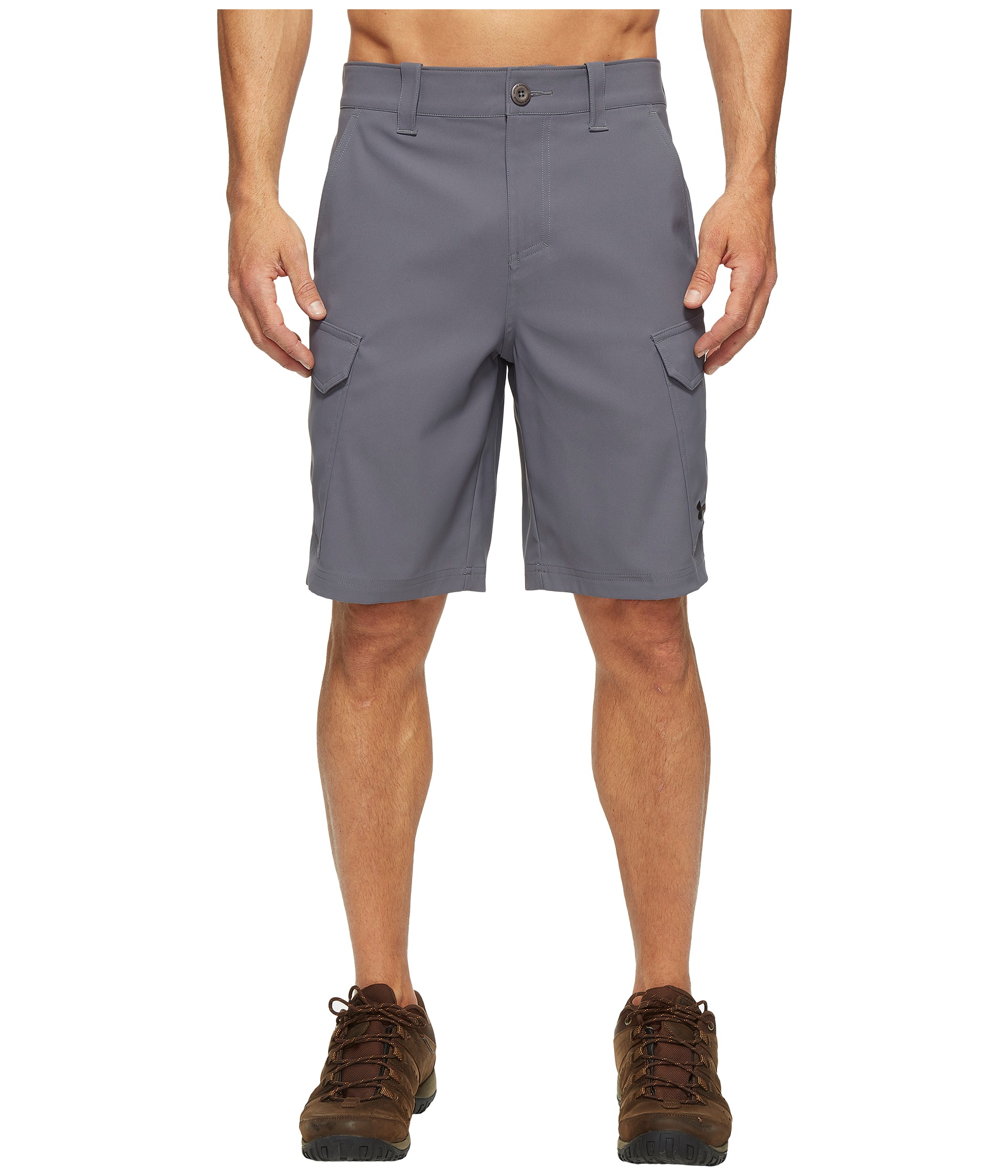Under armour ua fish hunter cargo short at for Under armour fishing shorts