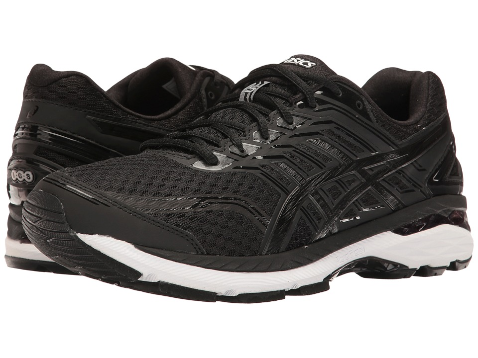 Asics GT-2000 5 (Black/Onyx/White) Men's Running Shoes