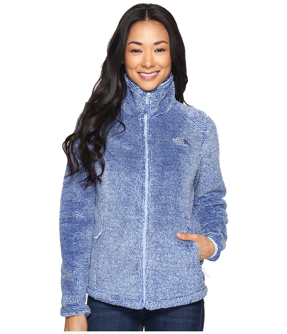 North Face Osito 2 Jacket (Chambray Blue/Coastal Fjord Bl...