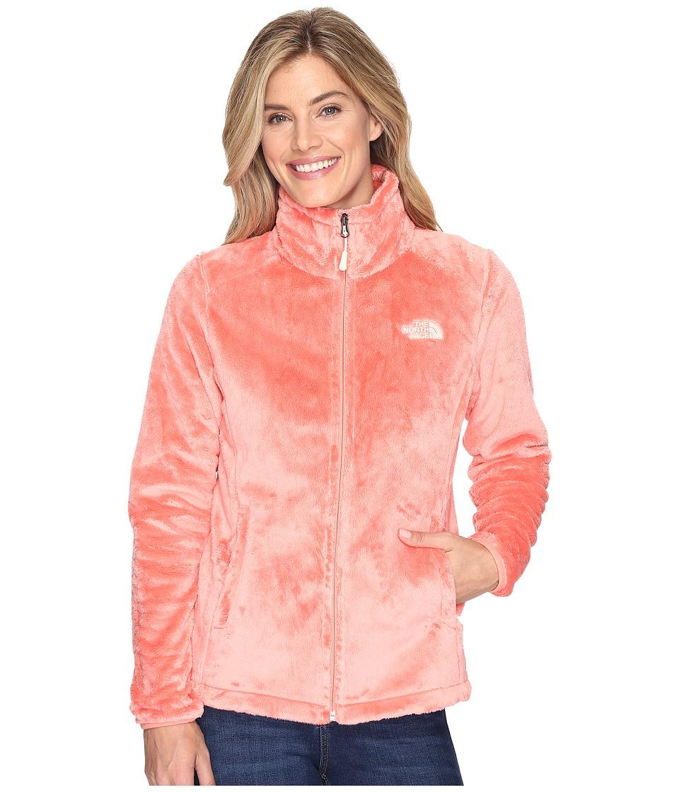 North Face Osito 2 Jacket (Burnt Coral (Prior Season)) Wo...