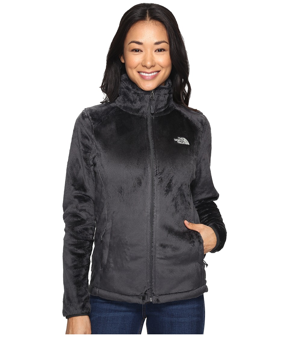North Face Osito 2 Jacket (Asphalt Grey/Ambrosia Green (P...