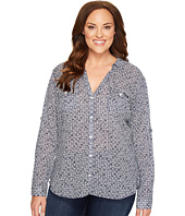 Columbia - Plus Size Sun Drifter™ Long Sleeve Shirt
