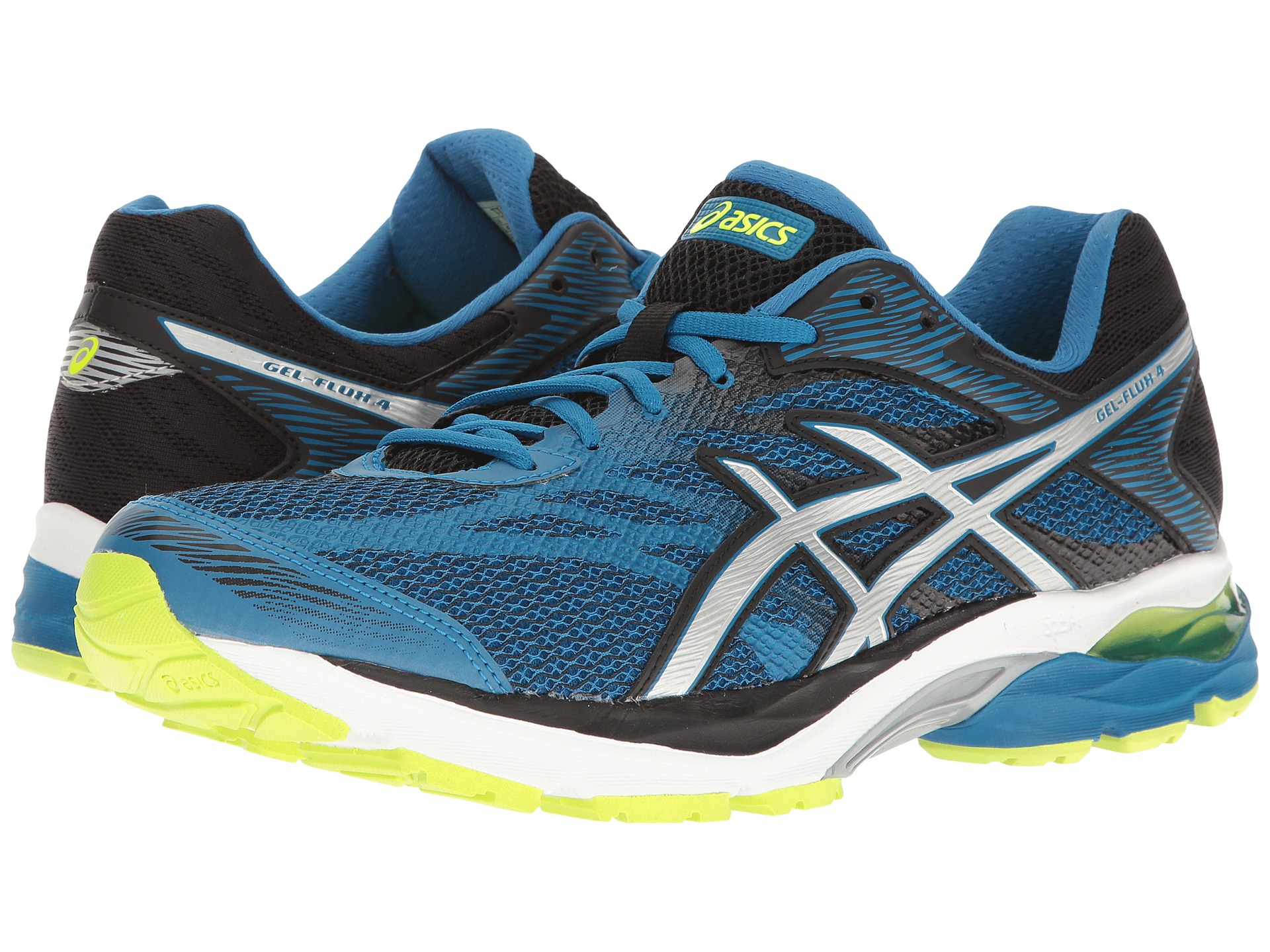 asics gel flux 4 at