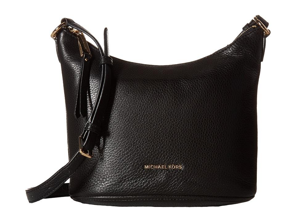 MICHAEL Michael Kors - Lupita Md Messenger (Black) Messenger Bags