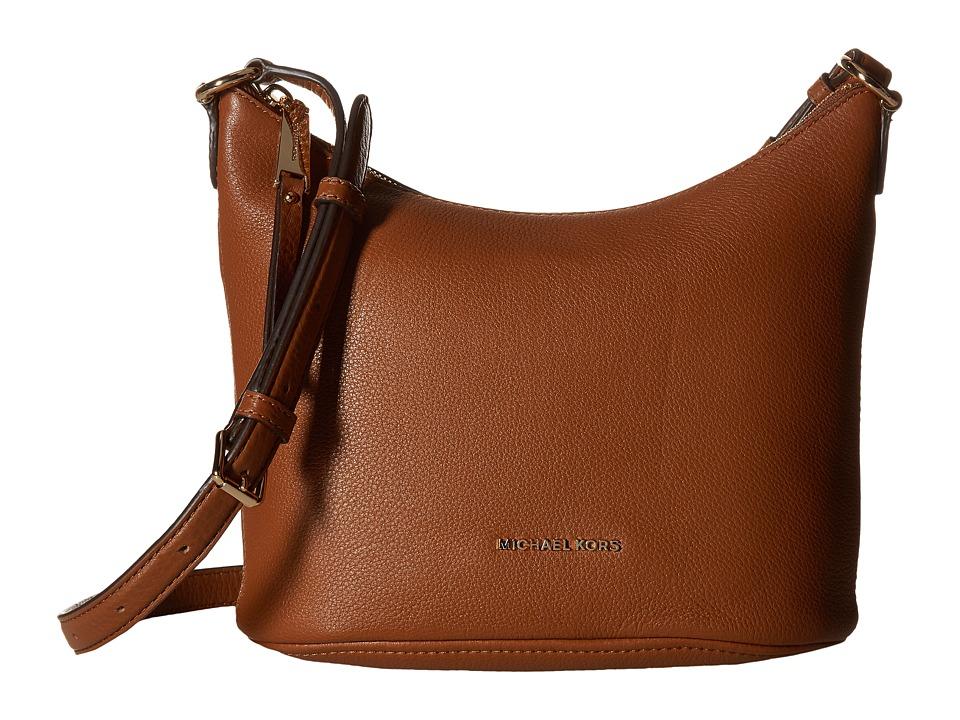 MICHAEL Michael Kors - Lupita Md Messenger (Luggage) Messenger Bags