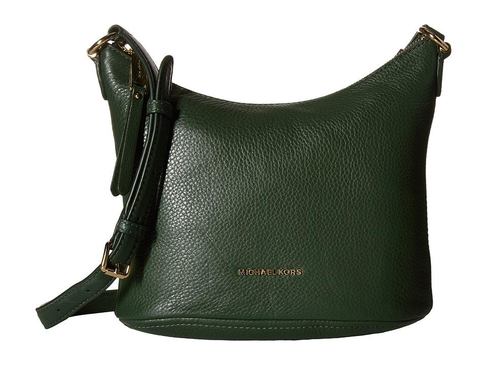 MICHAEL Michael Kors - Lupita Md Messenger (Moss) Messenger Bags