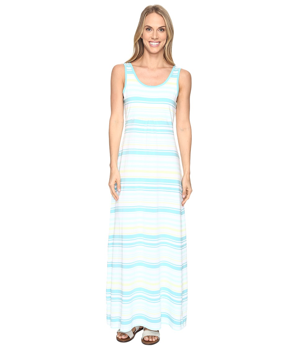 Columbia Reel Beautytm II Maxi Dress (Iceberg Variegated) Women