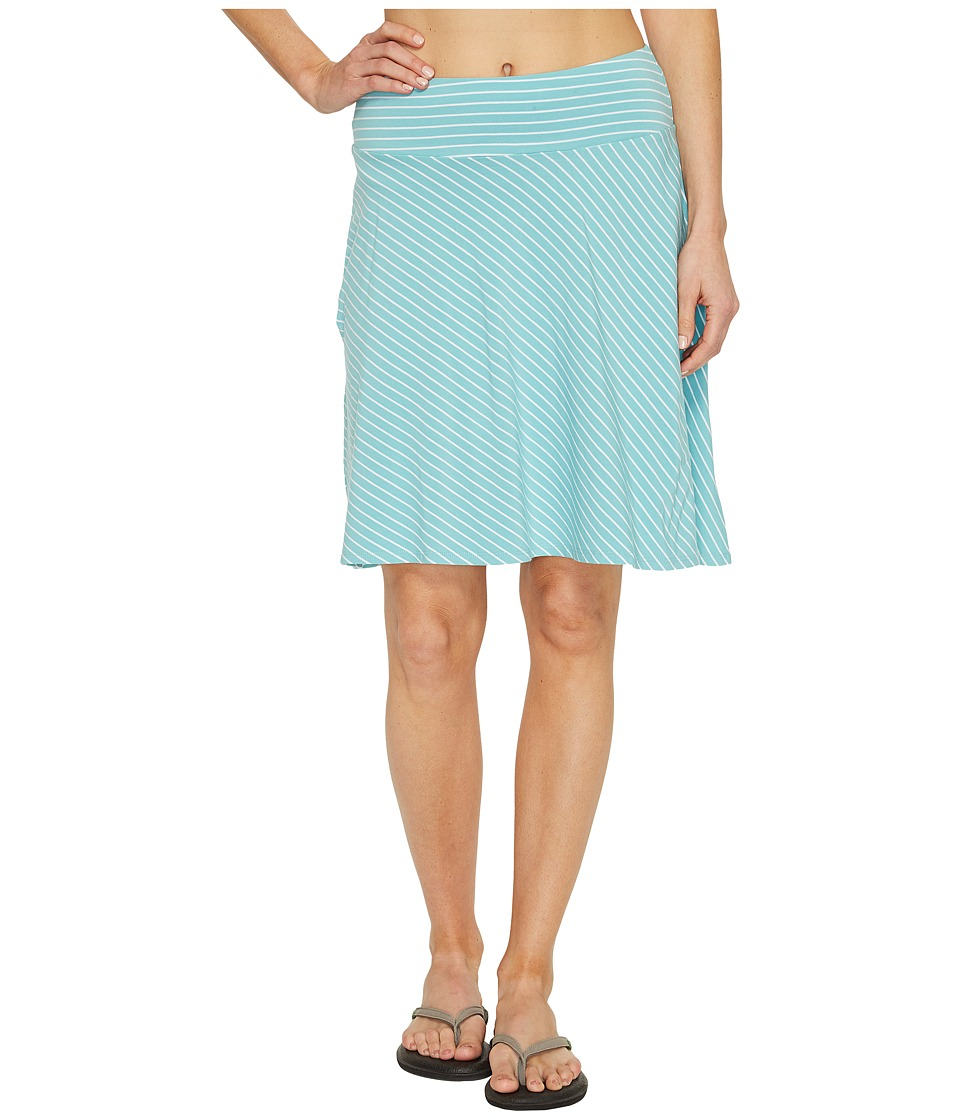 Columbia Reel Beauty III Skirt (Iceberg Mini Stripe) Women