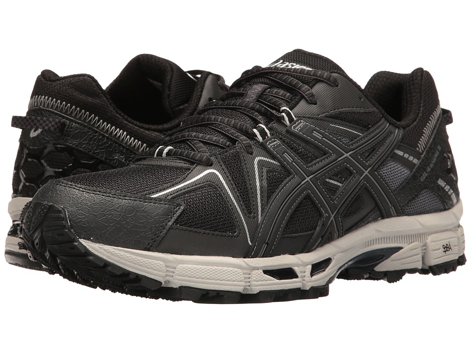 ASICS - Gel-Kahana(r) 8 (Black/Onyx/Silver) Mens Running Shoes