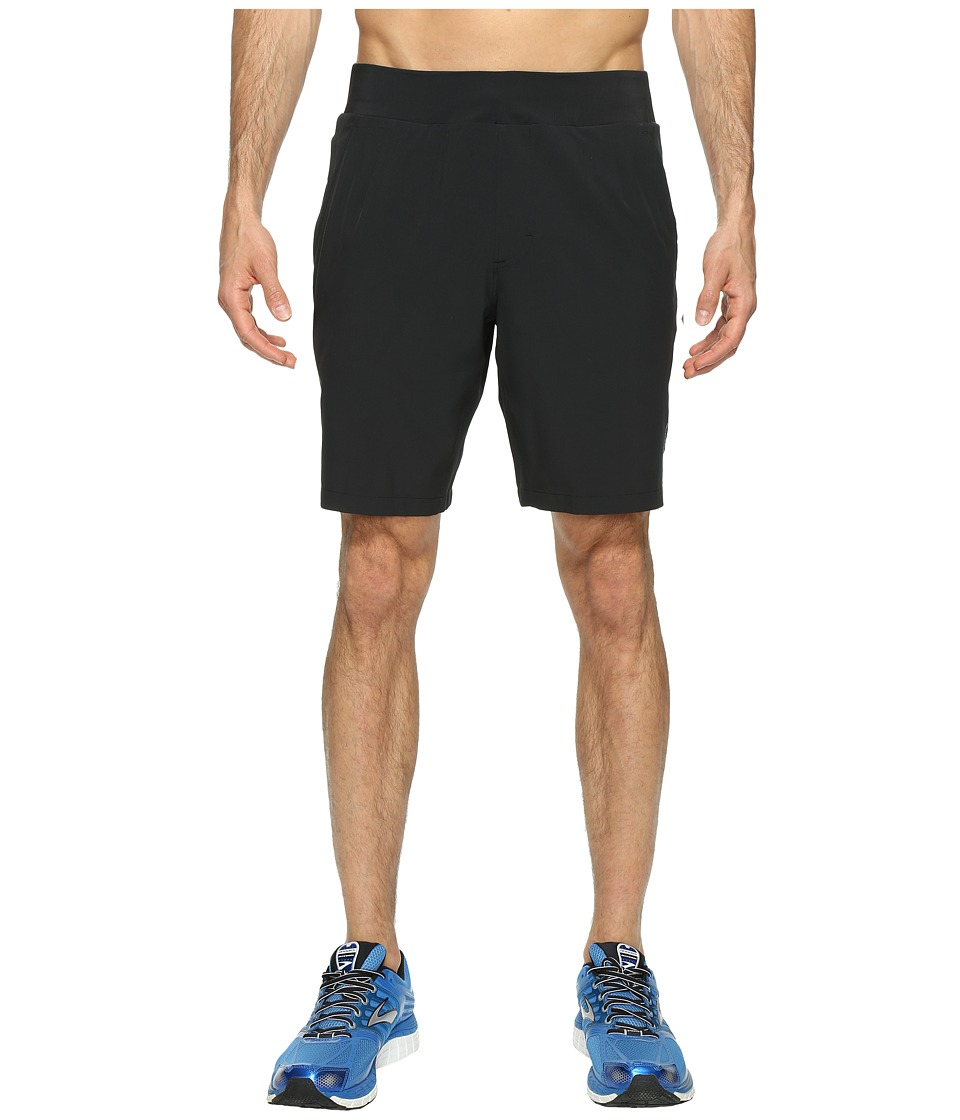 Brooks Fremont Shorts (Black) Men
