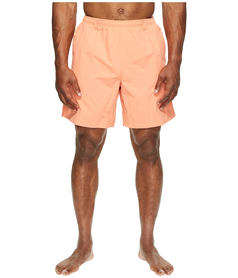 Columbia Big Tall Backcast IIItm Water Short (Bright Peach) Men