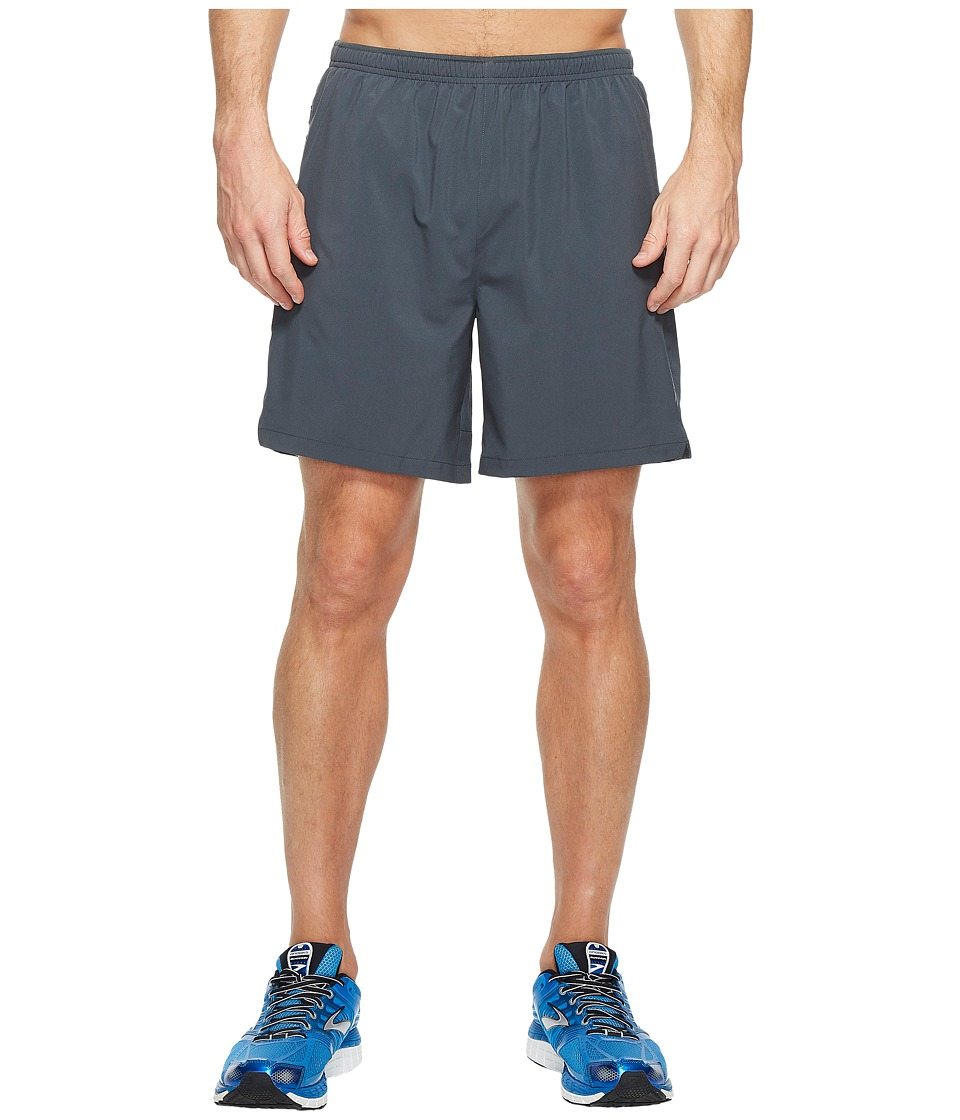 Brooks Go-To 7 Shorts (Asphalt) Men