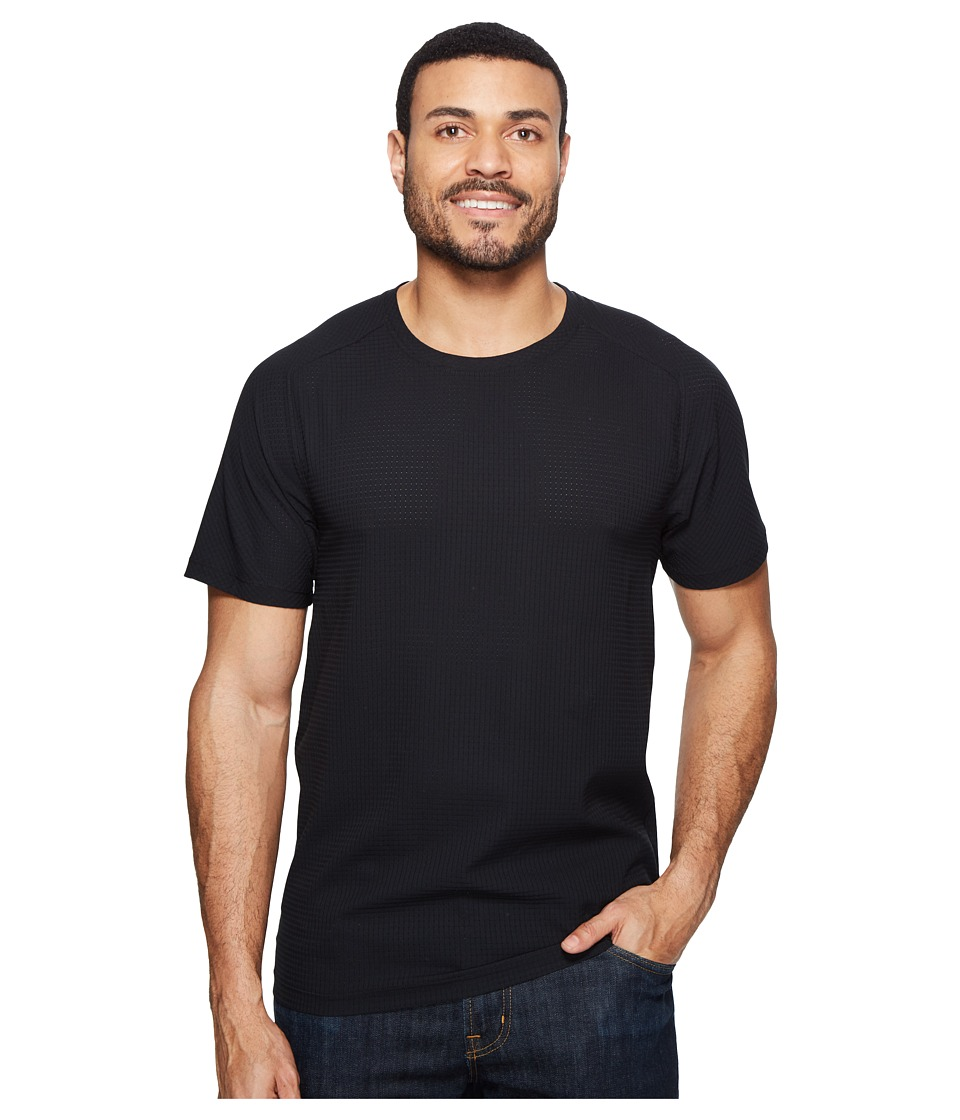 Mountain Hardwear MHW AC Short Sleeve Tee (Black) Men