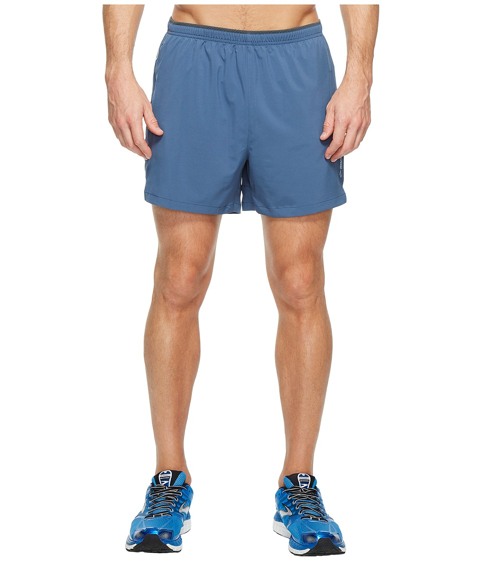 Brooks Go-To 5 Shorts (Ink) Men
