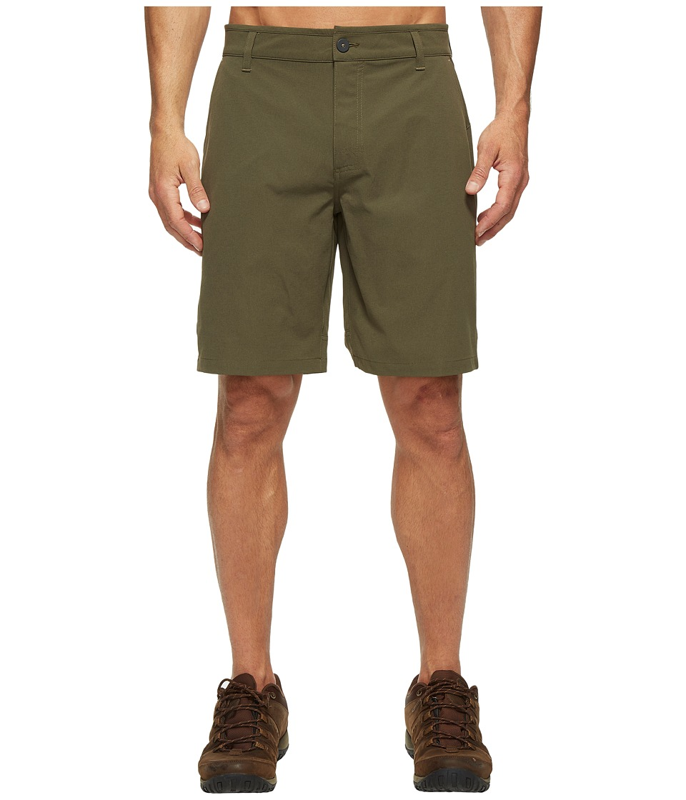 Mountain Hardwear Right Bank Shorts (Peatmoss) Men
