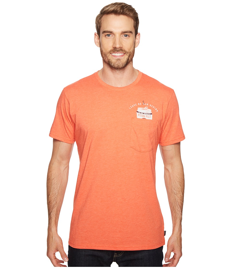 Mountain Hardwear No Can Left Behind Tee (Heather State Orange) Men