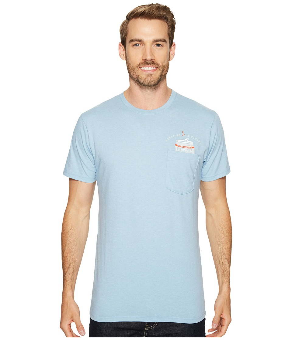 Mountain Hardwear No Can Left Behind Tee (Heather Grey Goose) Men