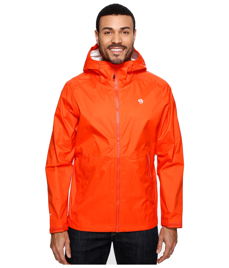 Mountain Hardwear Exponent Jacket (State Orange) Men's Coat