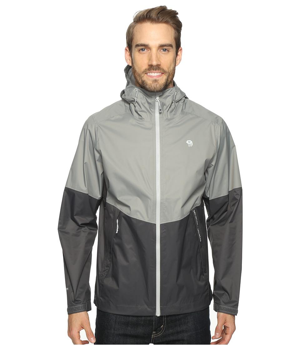 Mountain Hardwear Exponent Jacket (Manta Grey) Men's Coat