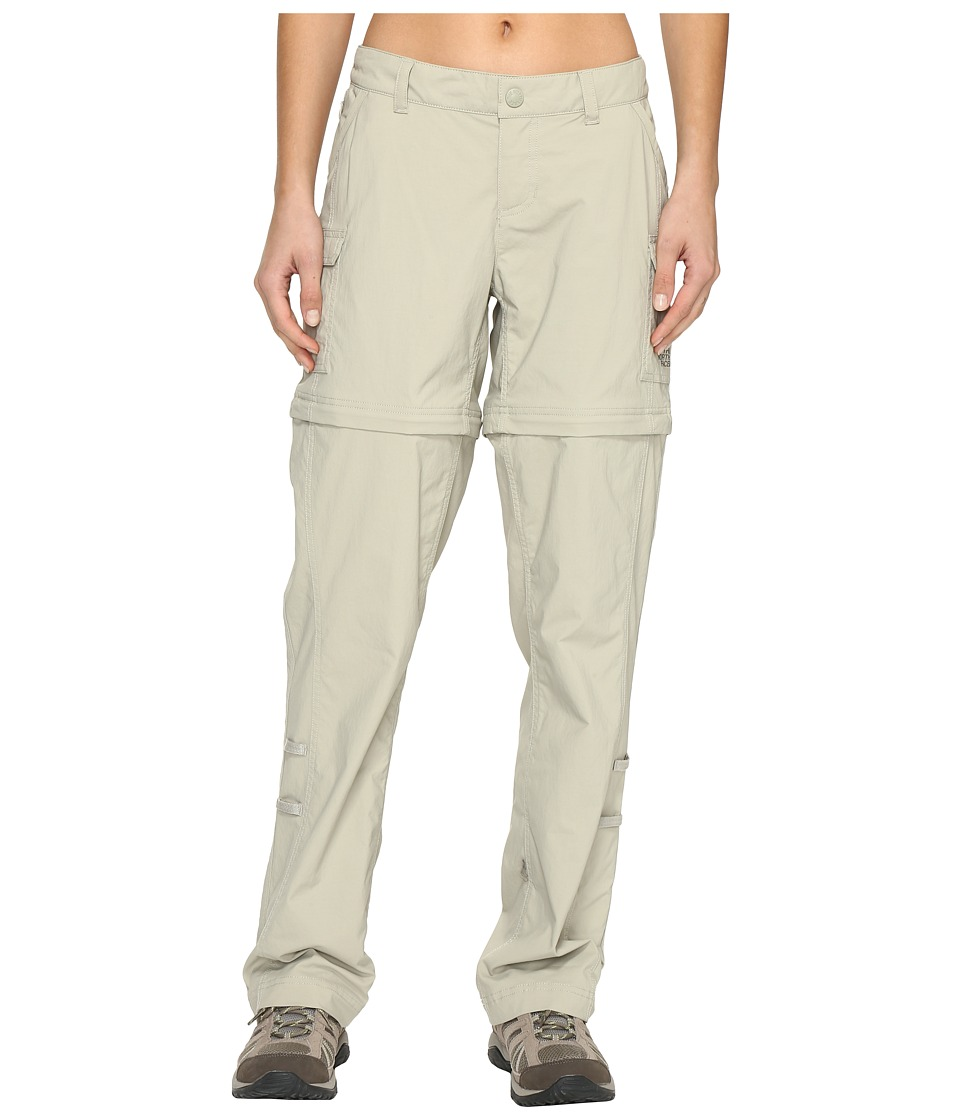 The North Face Paramount 2.0 Convertible Pants (Granite Bluff Tan) Women