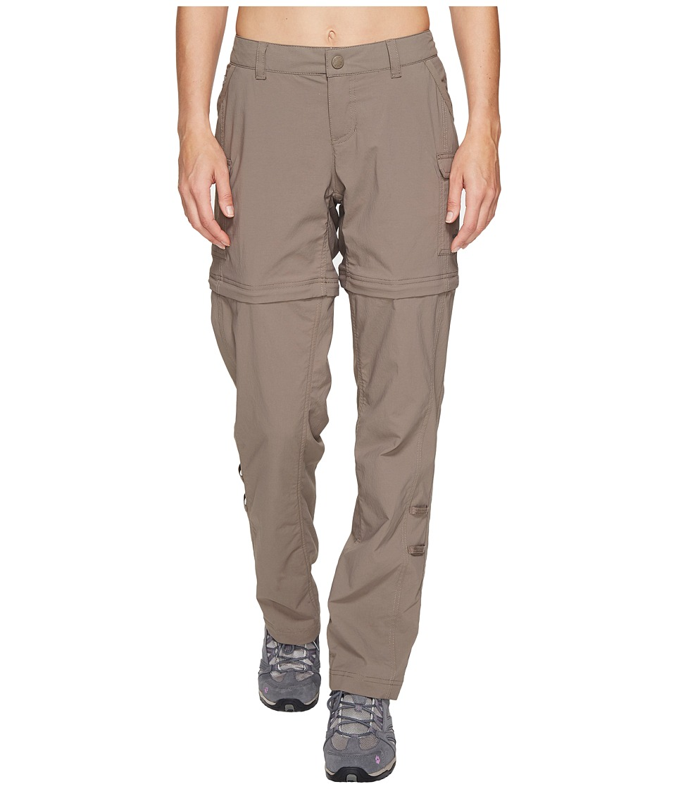 The North Face Paramount 2.0 Convertible Pants (Falcon Brown) Women