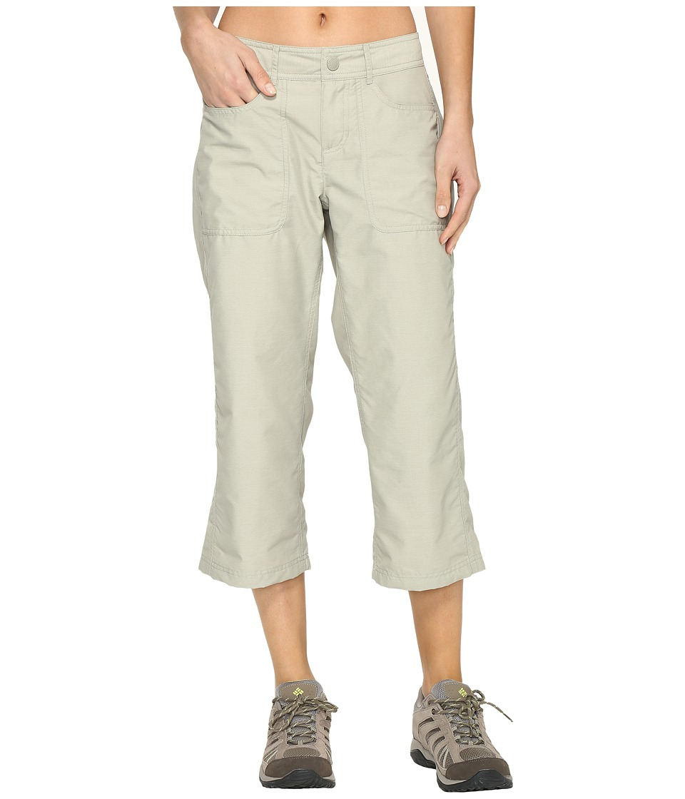 The North Face Horizon 2.0 Capris (Granite Bluff Tan Heather (Prior Season)) Women