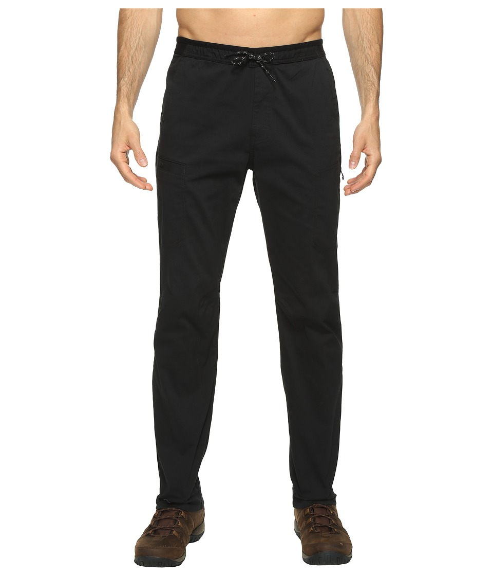 Mountain Hardwear - AP Scrambler Pants (Black) Mens Casual Pants