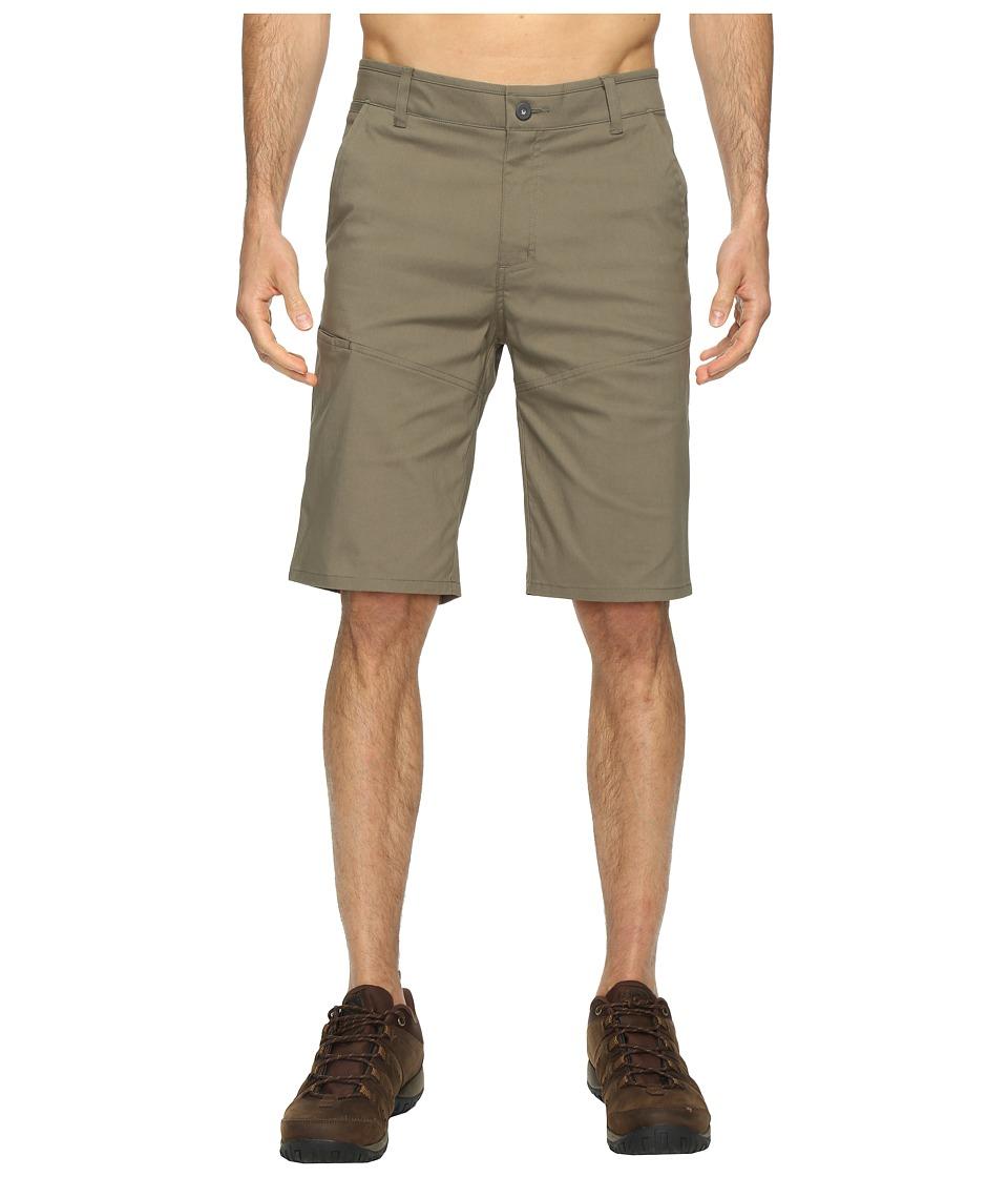 Mountain Hardwear Hardwear AP Shorts (Stone Green) Men