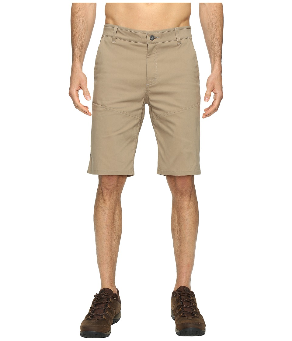 Mountain Hardwear Hardwear AP Shorts (Khaki) Men