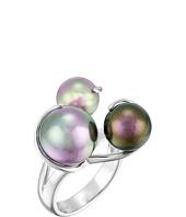 Majorica - Classic Silver Ring
