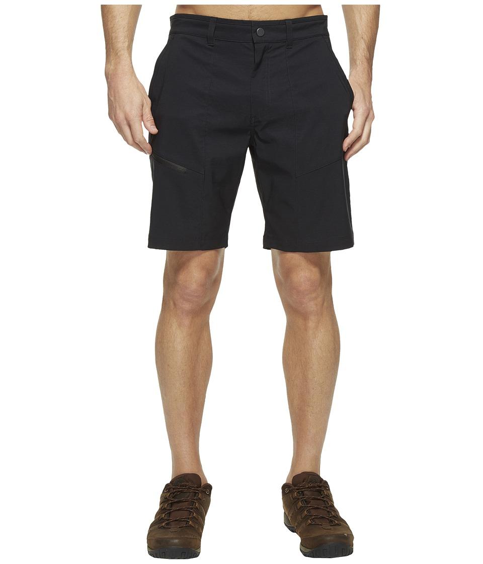 Mountain Hardwear Shilling Shorts (Black) Men