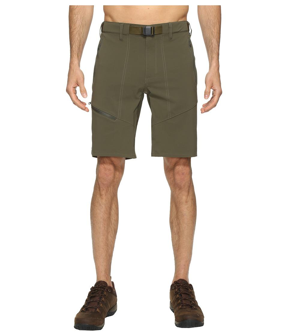 Mountain Hardwear Chockstone Hike Shorts (Peatmoss) Men