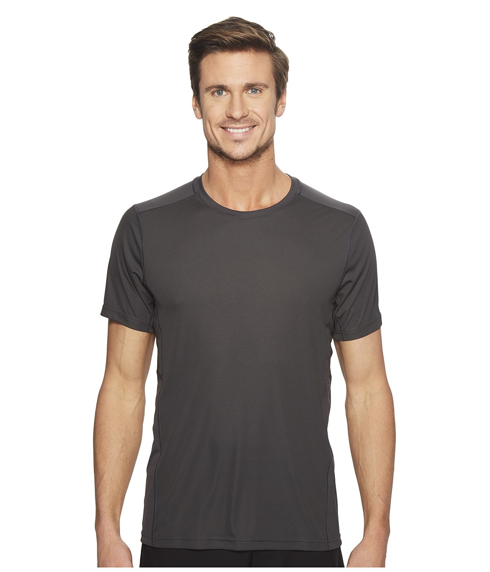 Mountain Hardwear Photon Short Sleeve Tee (Shark) Men