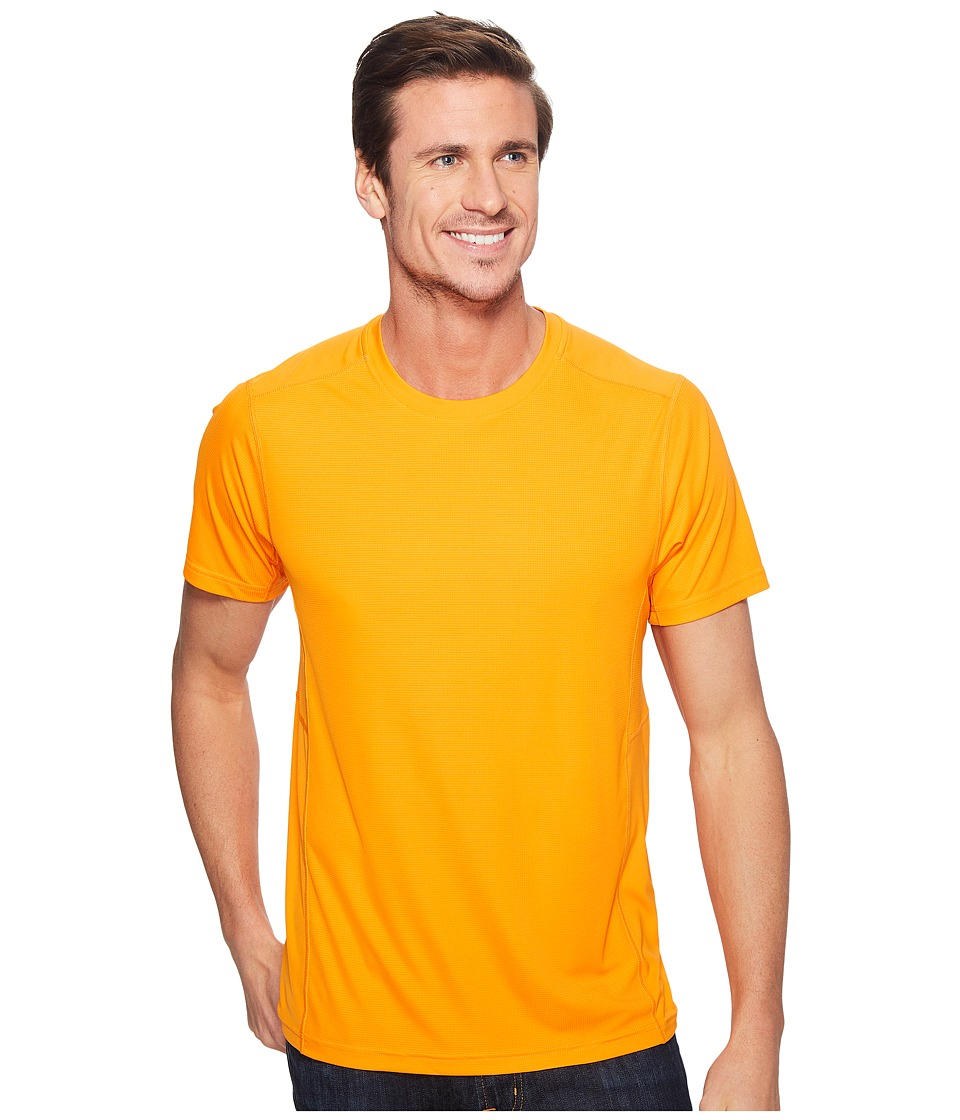 Mountain Hardwear Photon Short Sleeve Tee (Alpin Orange) Men