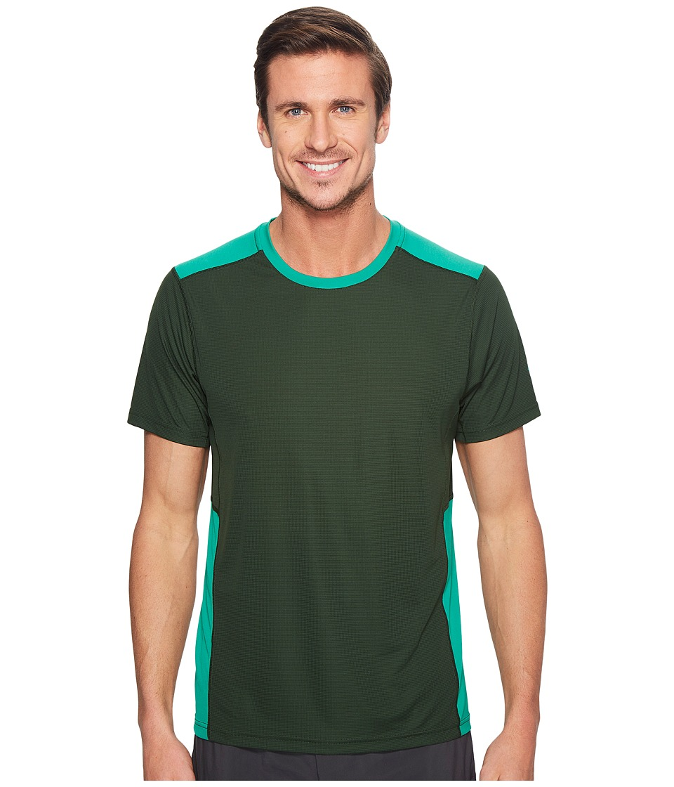 Mountain Hardwear Photon Short Sleeve Tee (Refined Pine) Men