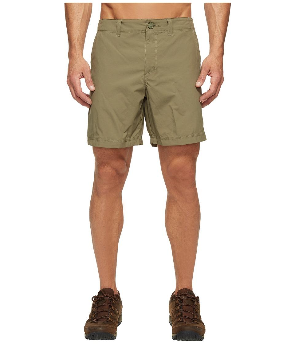 Mountain Hardwear Castil Casual Short (Stone Green) Men