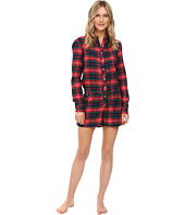 Jane & Bleecker - Flannel Romper 3501259