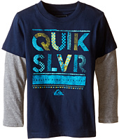 Quiksilver Kids - Scribble Screen Print (Toddler)
